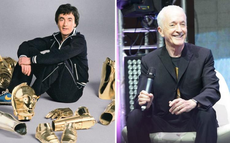 C-3PO then and now