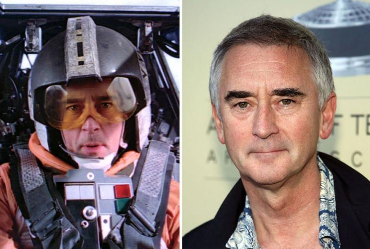 Wedge Antilles then and now
