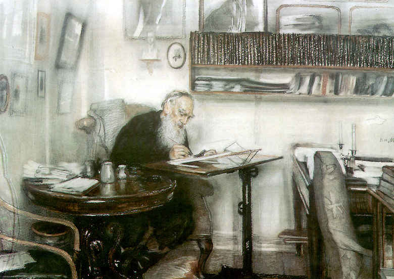 Facts about Leo Tolstoy