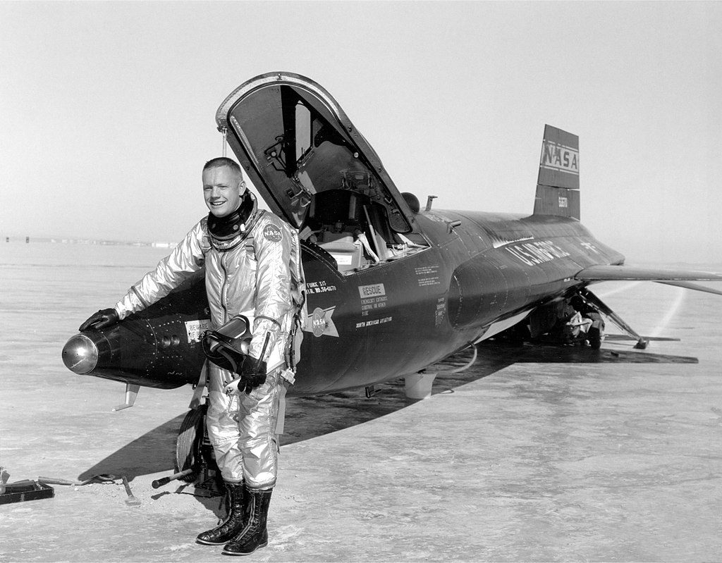 Facts about Neil Armstrong