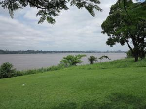 Scenery of the Congo River
