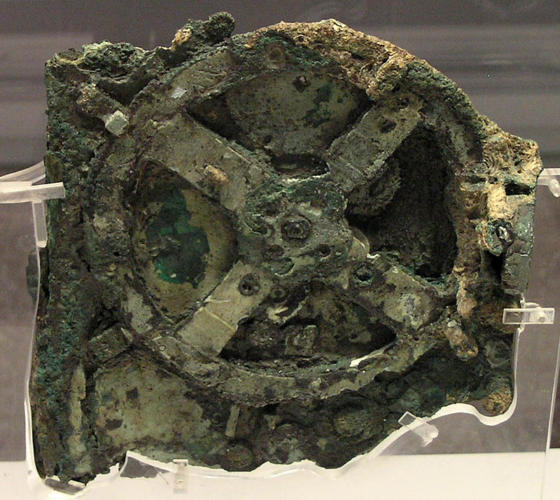 Facts about the Antikythera Mechanism