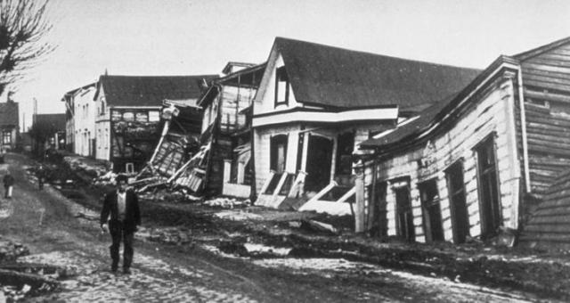 Facts about the Valdivia Earthquake