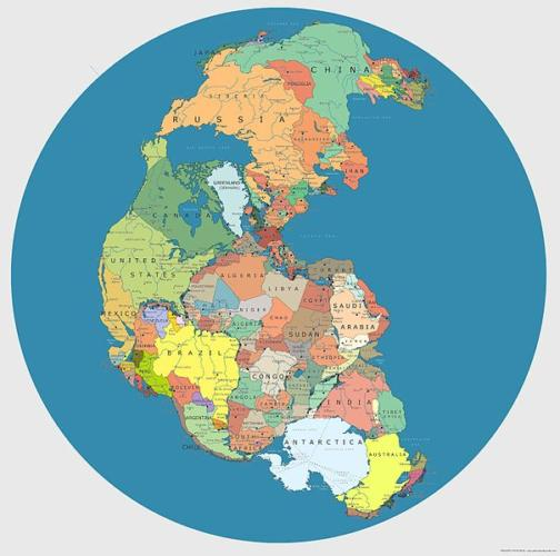 Facts about Pangea