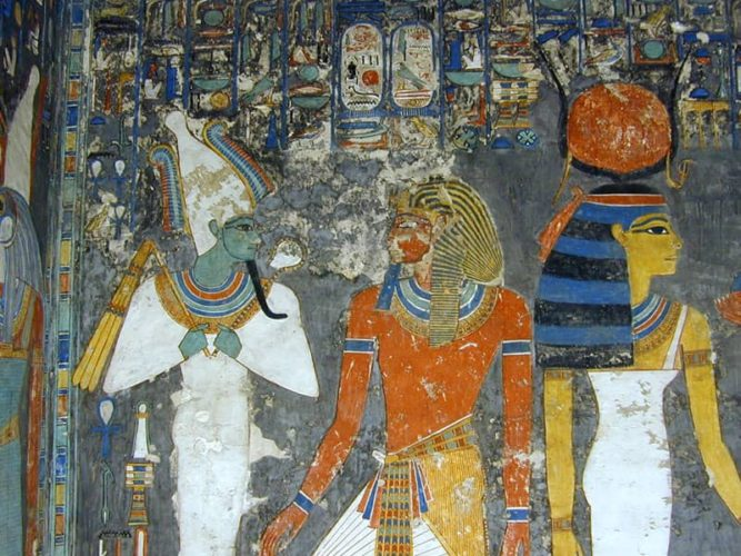 Facts about Horemheb