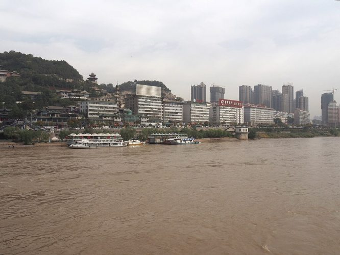 Facts about Yellow River