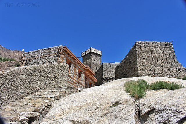 Altit Fort in Hunza Valley