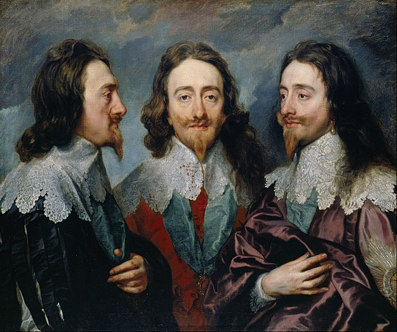 Facts about Charles I