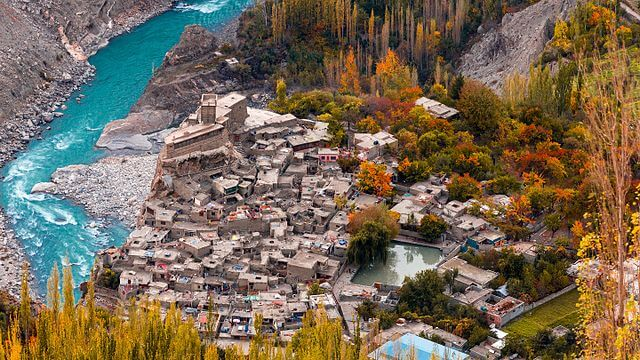 Facts about Hunza Valley