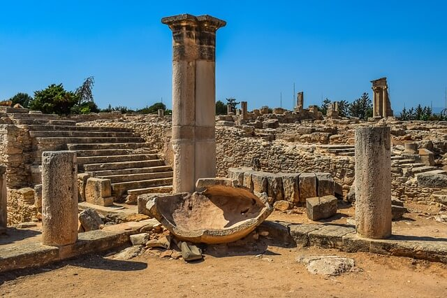 Picture of Apollo Hylates- Historical site in Cyprus