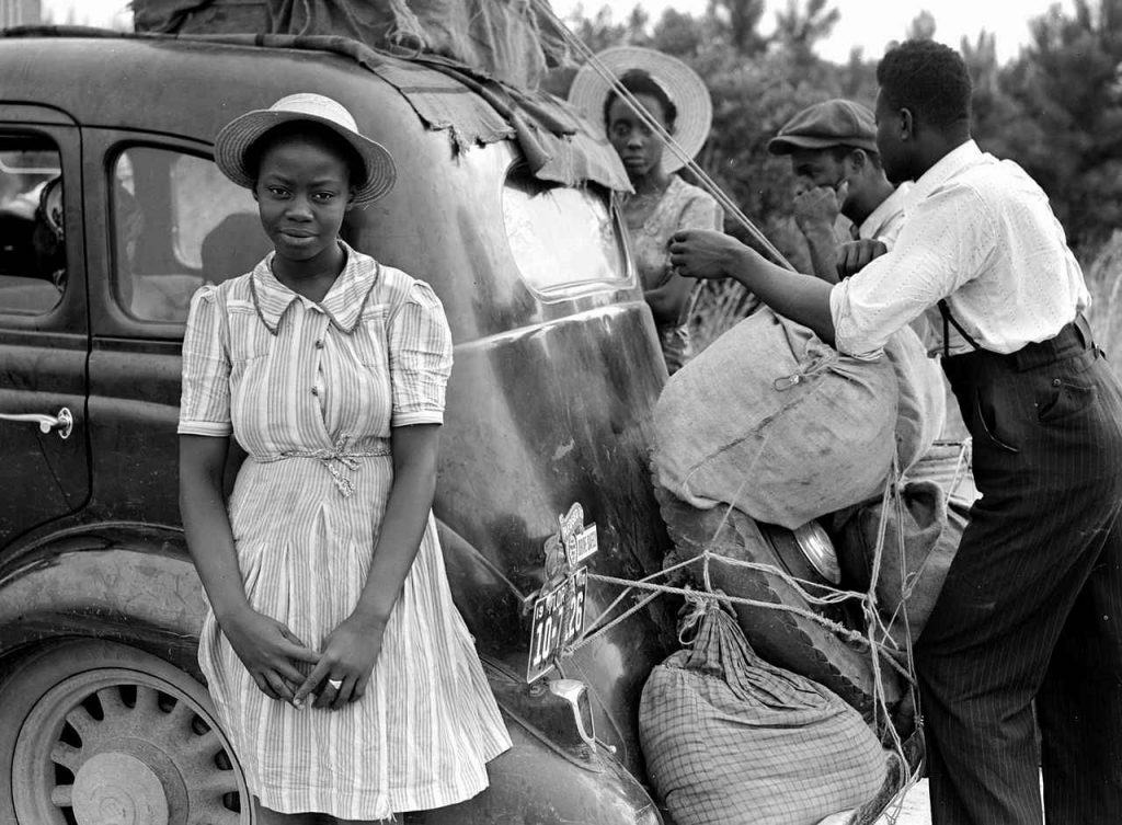 African American migrant workers