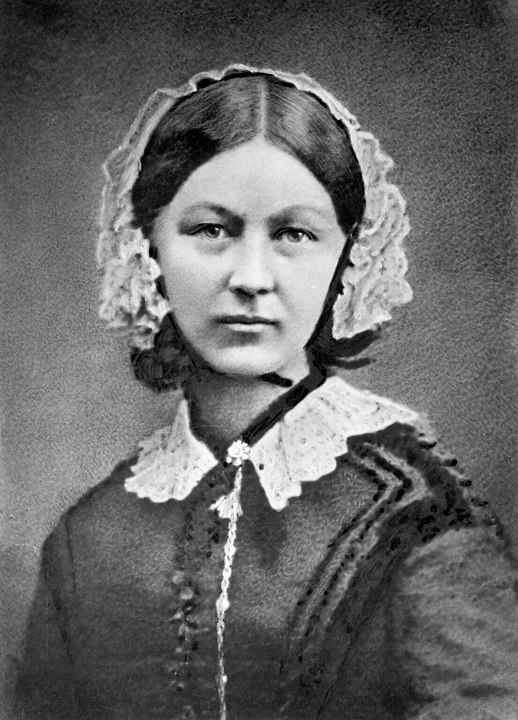 Interesting information about Florence Nightingale