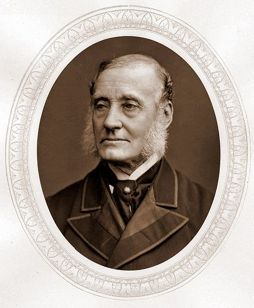 Sir Rutherford Alcock